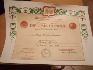 Diplomasandomenichino